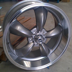 Rev Wheel Grey 20 x 10