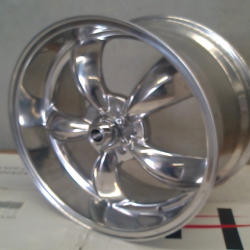 Rev Wheel Polished 20 x 8.5