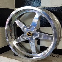 OS FORMULA DRAG 17X5 POLISHED